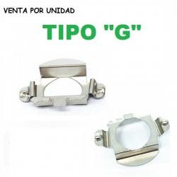 CLIP ADAPTADOR XENON Y LED SOPORTE BOMBILLA H7 TIPO G
