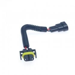 Cable Conector Macho Hembra Bombilla H11 H9 H8 Estandar