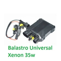 BALASTRO UNIVERSAL XENON 35W