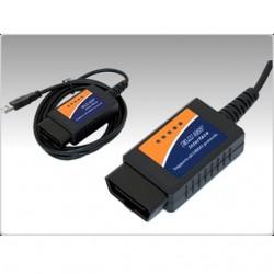 ELM327 USB V1.5A DIAGNOSIS DE VEHICULOS UNIVERSAL