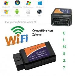 ELM327 WIFI V1.5A DIAGNOSIS UNIVERSAL