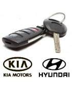 Llaves Completas y Carcasas para Kia y Hyundai